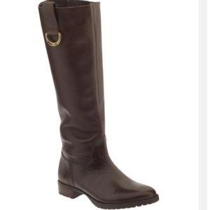 Ralph Lauren Equestrian Tall Boots